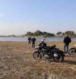 Royal Enfield voyages - Indian Rides trip Inde