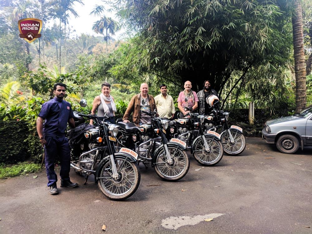 Inde du sud en moto