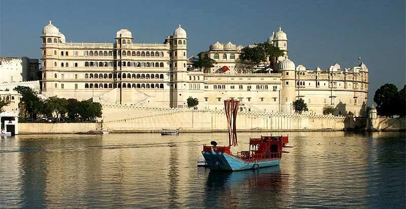 Visite de Udaipur