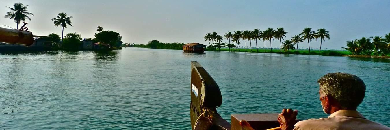 Voyage et croisière Kerala