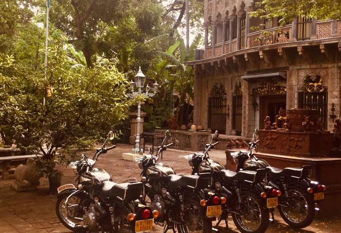 Voyage Inde du sud en moto