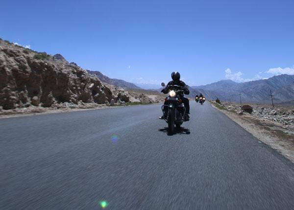 Royal Enfield trip Himalaya