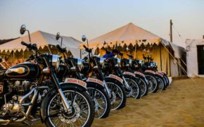 Voyages moto Rajasthan Inde