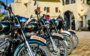 raid moto Rajasthan Inde