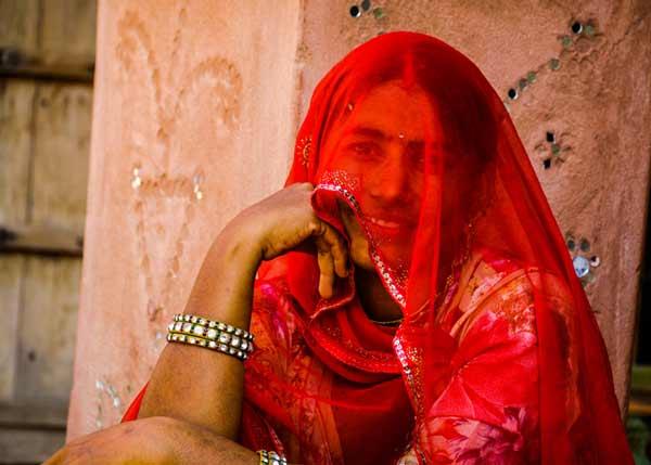 Rajasthan en moto Royal Enfield
