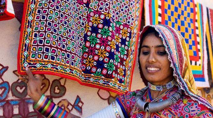 Voyage moto au Gujarat, un Etat de l'Inde aux richesses inexplorées