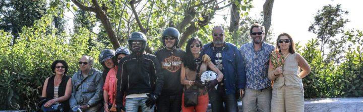 Découverte des paysages luxuriants inédits avec L'Inde du sud à moto
