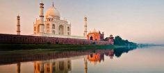 Le Taj Mahal, le plus beau joyau architectural
