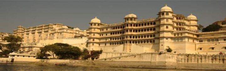Udaipur- La ville des lacs