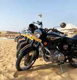 Indian Rides circuits moto Inde Rajasthan